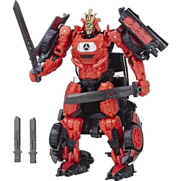 New Transformers: The Last Knight Stock Images - Voyager Hound, Deluxe Drift & Steelbane, Legion Megatron, More!