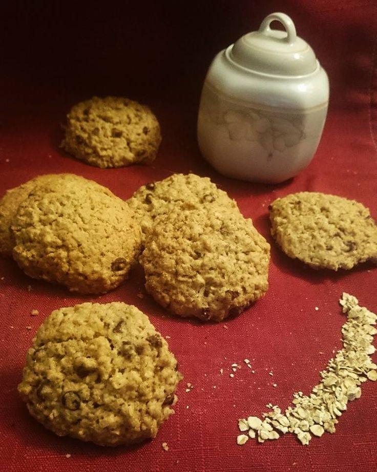 Biscotti avena e grano saraceno