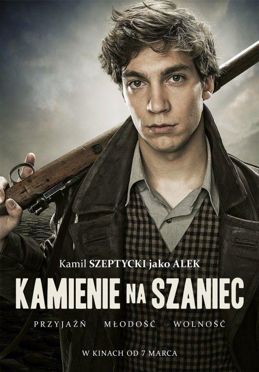 Kamienie na szaniec Movie Poster