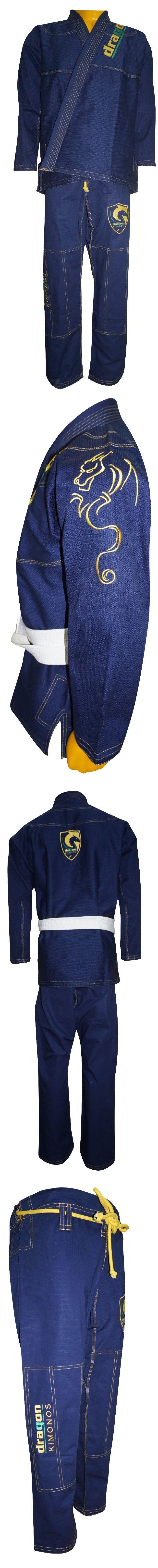 Uniforms and Gis 179774: Dragon Bjj Gi Mma Grappling Kimono Jiu Jitsu Gi Mix Martial Arts Suit Free Belt -> BUY IT NOW ONLY: $57.86 on eBay!