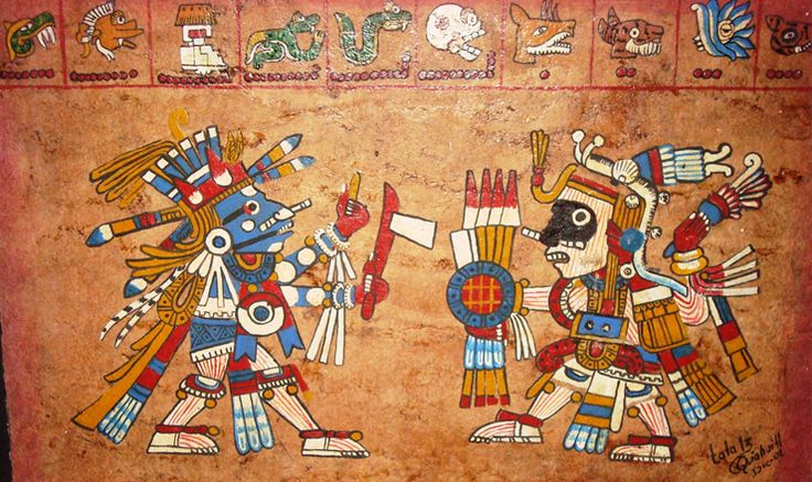 arte prehispanico pintura - Buscar con Google