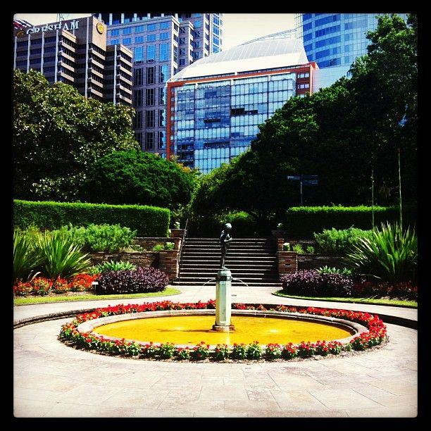 Royal Botanic Gardens #Sydney #Australia