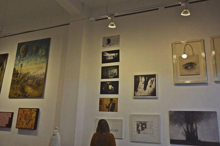 exhibitions - El viajero del Faro