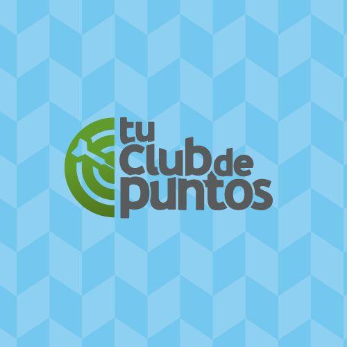 """Diseñamos el logo de la empresa y tarjeta de descuentos """"Tu club de puntos"""" junto a toda la comunicación gráfica"""
