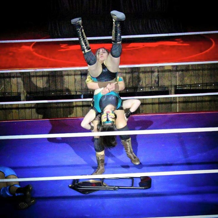 wrestling prima