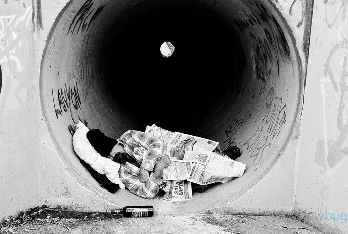In the Hollow by Tawz - Photojournalism Photo Contest