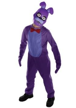 Five Nights at Freddy's Child Bonnie Costume - #halloweencostumes #Halloween #Coupons #Deals #Offers