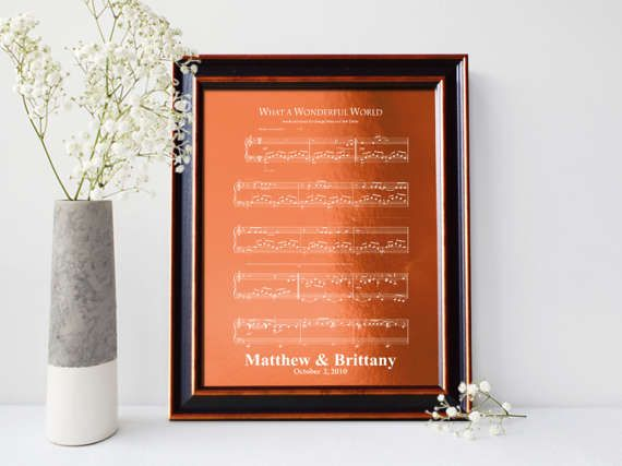 22nd Wedding Anniversary Gift Ideas: 25+ Unique Copper Anniversary Gifts Ideas On Pinterest