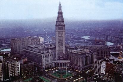 Terminal Tower Cleveland, Ohio