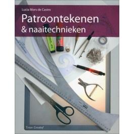 Patroontekenen & naaitechnieken - Boeken. Als basis worden 6 patronen van kledingstukken uitgewerkt: rok, jurk, shirt, broek, top en jas. Tevens worden er varianten gemaakt. Echt een aanrader!