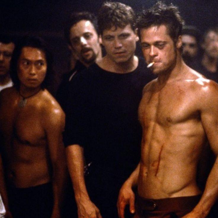17 Best ideas about Fight Club Brad Pitt on Pinterest ...