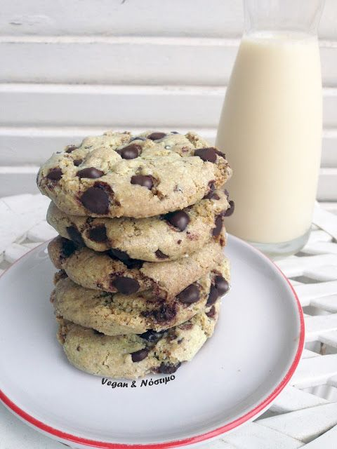 Μαλακά Μπισκότα με Σοκολάτα (Chip Cookies)