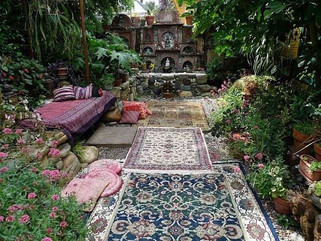 Secret Garden: 960 Best Bohemian Home & Garden Images On Pinterest