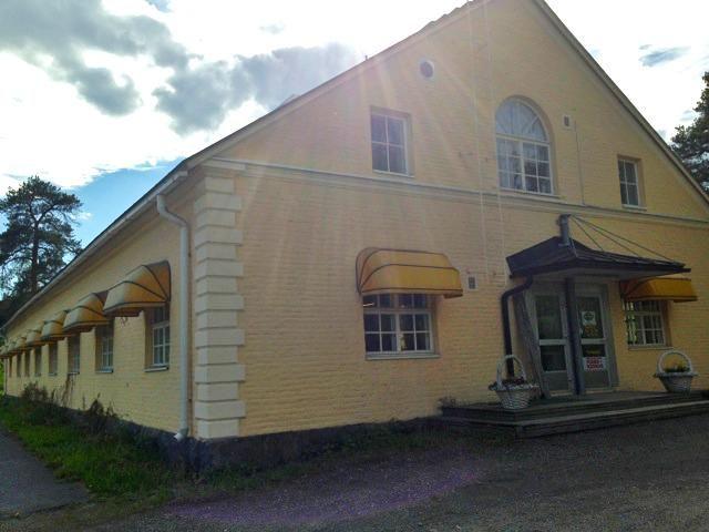 Susanna's shop in Vaajakoski Jyväskylä, Finland