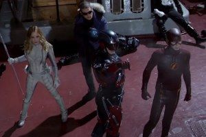 DC's Legends Of Tomorrow Trailer Is Exhilarating And Incredible