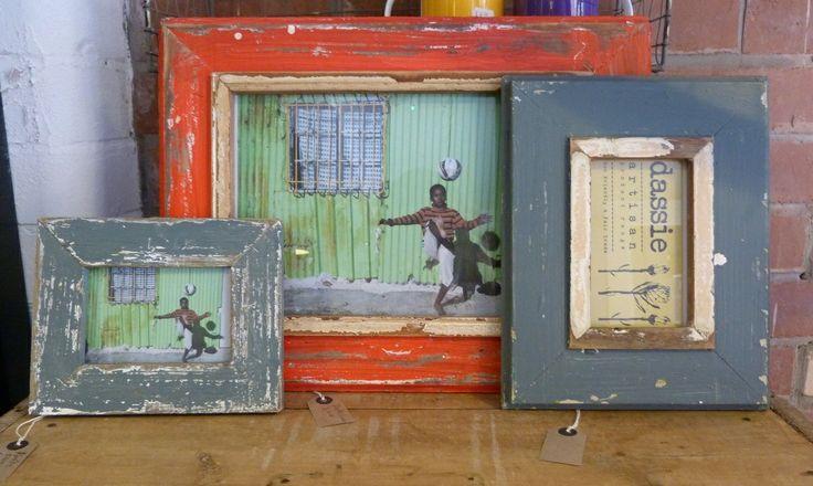 Dassie frames found at  www.thesteelrooms.com