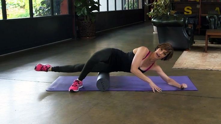 My friend Dawn introduced me to this helpful foam rolling video! It's great because it covers all areas of your body (11 different areas) and lets you know the basic dos and don'ts of f…