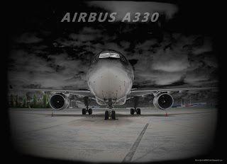 Pierre-Charles BORNET, Auteur Photographe: Voici une composition artistique d'un avion de lig...