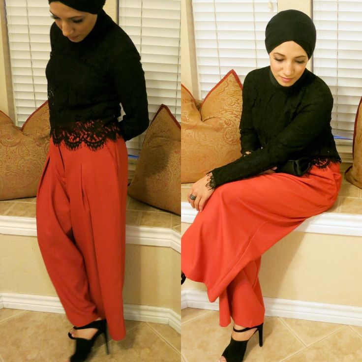 Formal evening hijab outfit