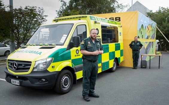 By purchasing a St John Toy Ambulance, you've helped buy a real ambulance for St John.  The campaign saw more than 23,000 toy ambulances sold, and additional donations made, to help put a real ambulance on the road.  After being unveiled in Christchurch it join the Canterbury fleet.  the campaign also inspired to donate money to buy another ambulance and a rapid response vehicle for the Northern Region... Well done!