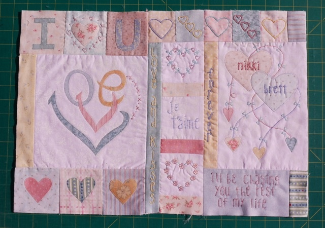 Valentine Blocks quilts Pinterest Valentines, Wall Hangings and Quilt