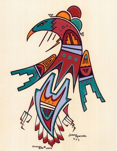 Jerome Martinez - Mystical Bird