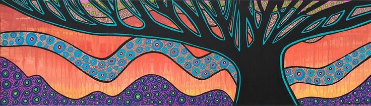 tree of life bronwyn bancroft - Google Search