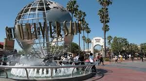 Universal Studios Hollywood, California was a fun place to visit.