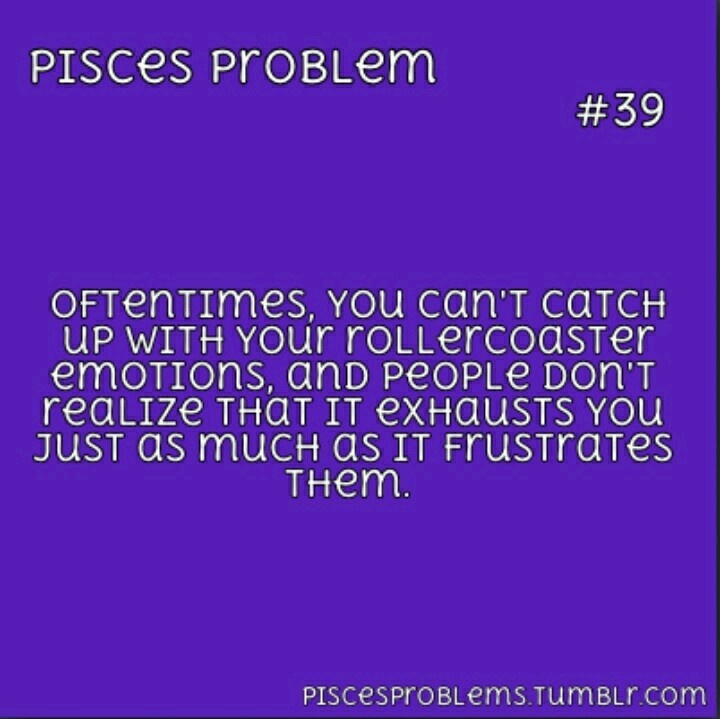 FAY: What are the characteristics of a pisces female