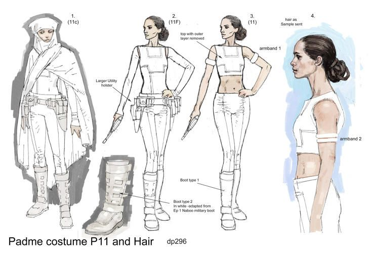 5 | Weird Facts Behind 6 Famous Star Wars Costumes | Co.Design | business + design