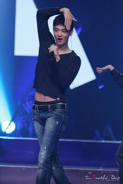 Minho (and his happy trail)