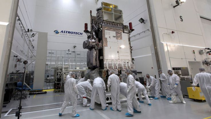 Why Nerds Are Excited About This New Weather Satellite