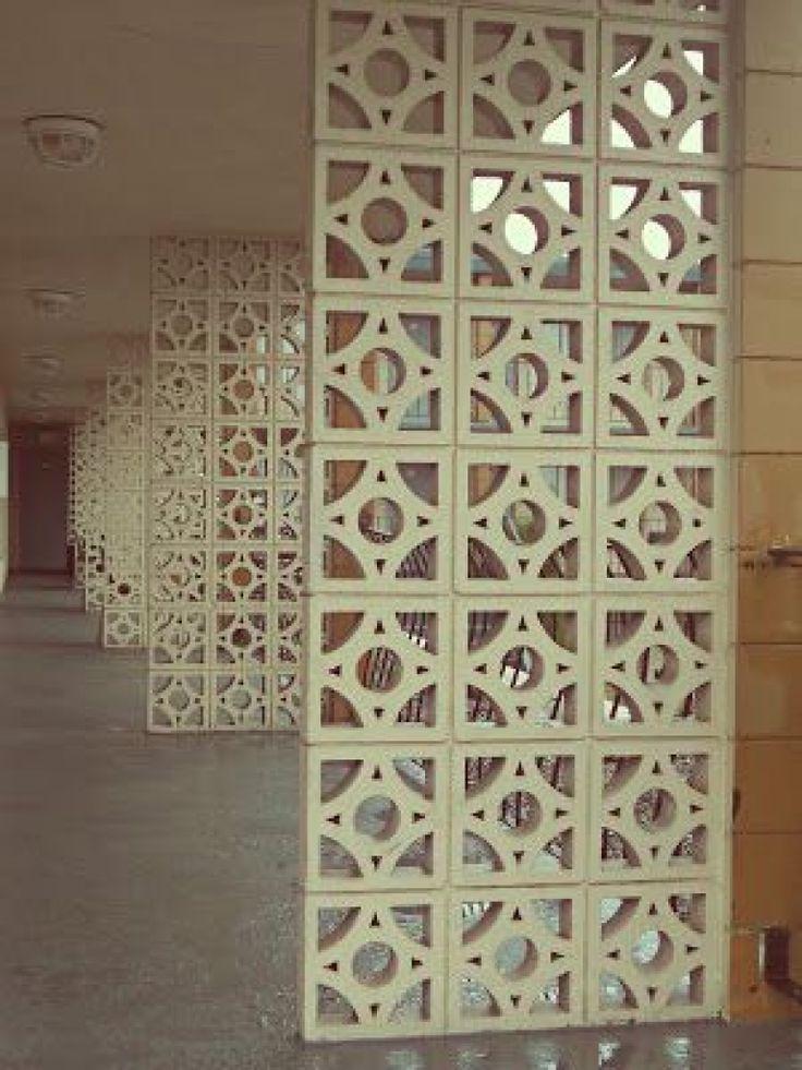 Decorative Cinder Block Wall Fine Retro Concrete Wall Amp ...