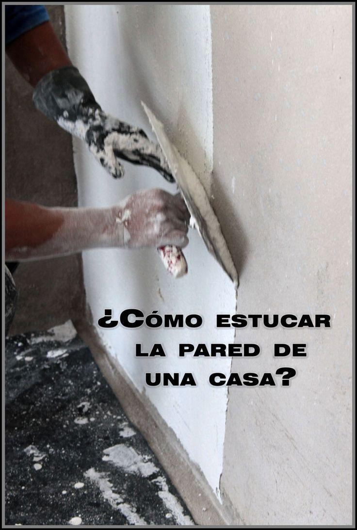 http://www.constructorareivax.com/blog/2015/03/10/como-estucar-la-pared-una-casa/ | ¿CÓMO ESTUCAR LA PARED DE UNA CASA? | Aprenda a estucar la pared de su casa