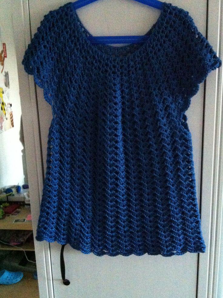 554 best Crochet Clothes images on Pinterest | Craft, Crochet ...