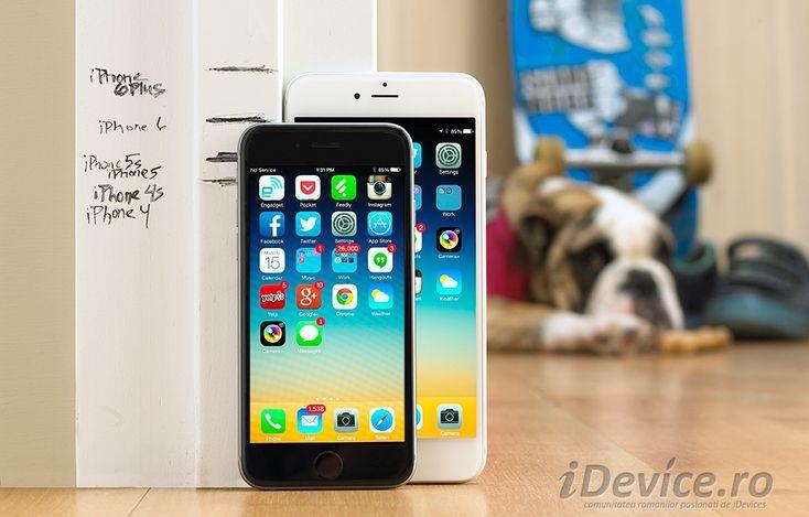iPhone 6 si iPhone 6 Plus – primele review-uri lauda design-ul performantele si o autonomie de 2 zile! (Video)