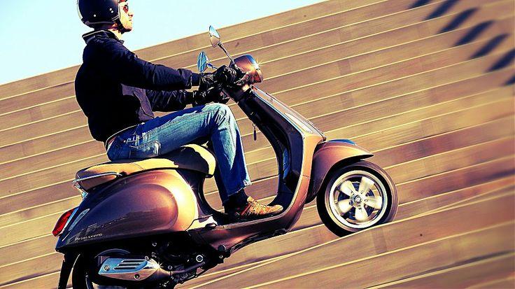 Prova:  Piaggio Vespa Primavera #vespa #piaggio #scooter #madeinitaly