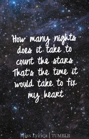Infinity-One Direction #OneDirection #MadeInTheAM #InfinityLyrics