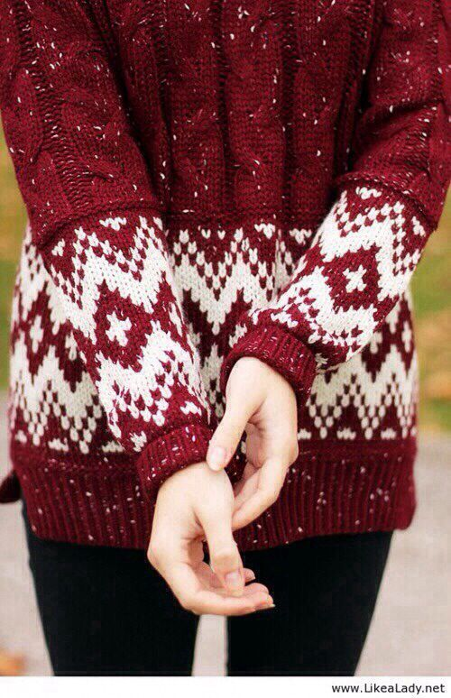 """StO-Style: """"No Shiver November"""" -The perfect knitwear for (almost) winter                                                                                                                                                                                 More"""