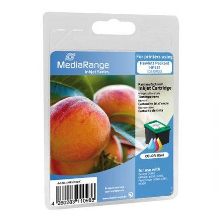 HP351C (Color) Cartucho de Tinta Compatible MediaRange