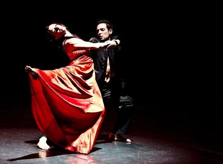 Compagnia Artemis Danza / Monica Casadei – Traviata – foto di Carla Falconetti