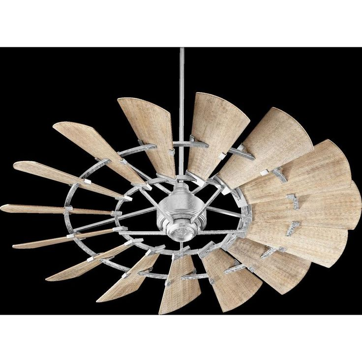 High Quality 60 Ceiling Fans 3 Quorum Ceiling Fans: 1000+ Ideas About Windmill Ceiling Fan On Pinterest