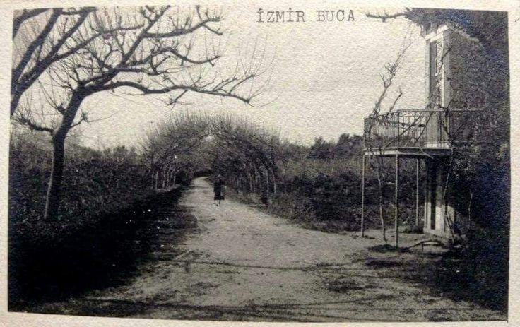 Buca 1900lerin basi. Foto. Harun tekin arsivi