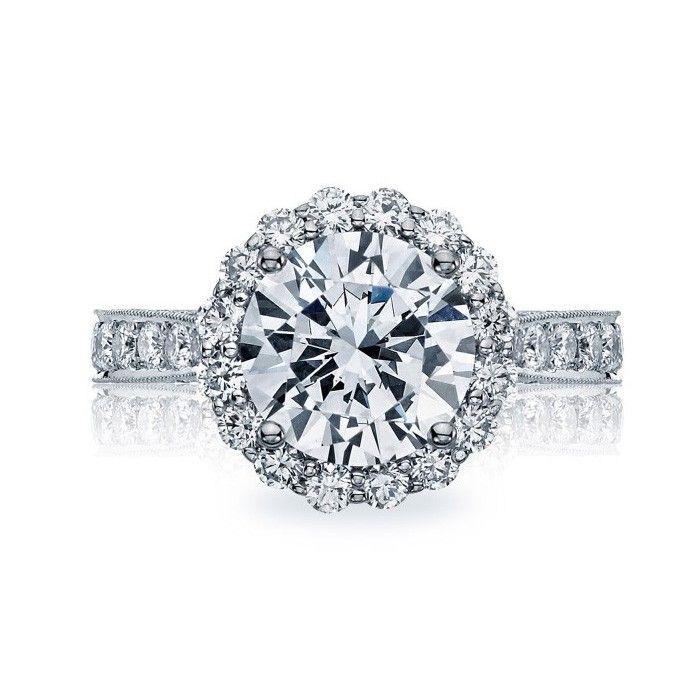 Tacori - RoyalT Engagement Ring. $10,109.