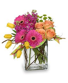 FLORAL AWAKENING Spring Flowers | Easter | Flower Shop Network