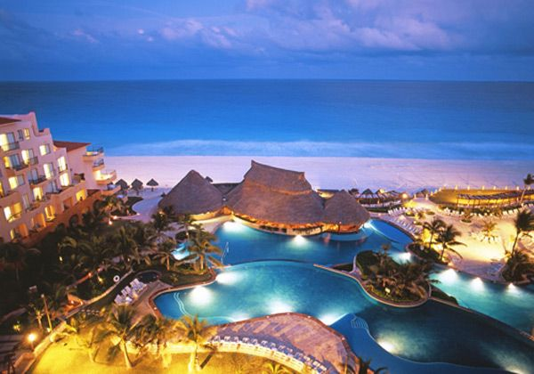 Fiesta Americana Condesa Cancun - probably the best all inclusive  I have ever stayed in!