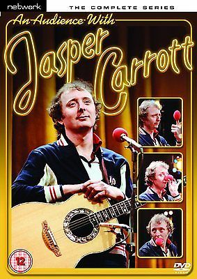 An audience with jasper carrott tv #series dvd new #vintage  70s comedy #retro ,  View more on the LINK: http://www.zeppy.io/product/gb/2/371510600739/