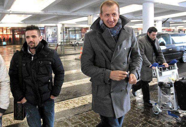Franek i jego wędrówki: Marek Jóźwiak otrzymał zakaz stadionowy na Legię
