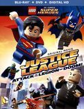 Lego DC Comics Super Heroes: Justice League - Attack of the Legion of Doom! [Blu-ray], 1000634708