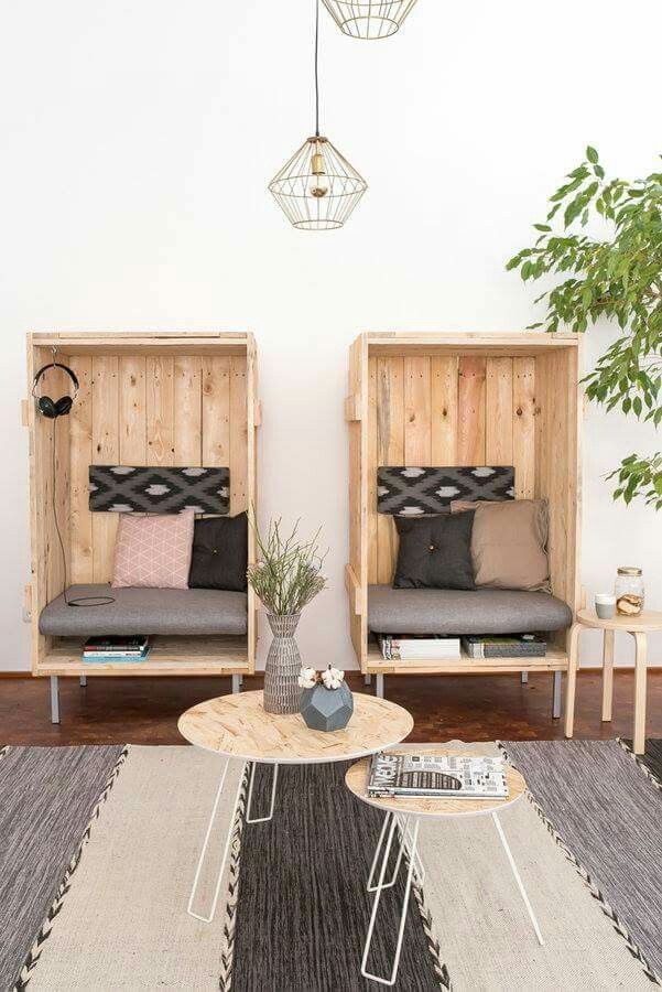 cool little nooks
